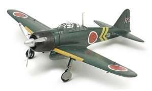 Tamiya 60785 Mitsubishi A6M3/3a Zero Fighter model 22