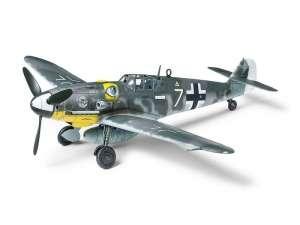 Messerschmitt Bf 109 G-6 model Tamiya in 1-72