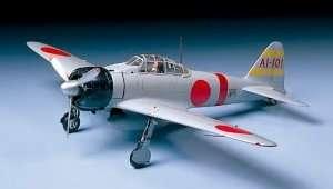 Mitsubishi A6M2  Zero Fighter (Zeke) in scale 1-48