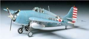 Grumman F4F-4 Wildcat in scale 1-48