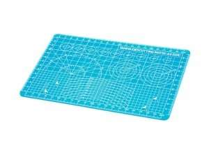 Cutting mat A5 blue - Tamiya 74142