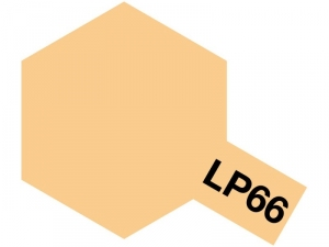 LP-66 Flat flesh - Lacquer Paint - 10ml Tamiya 82166