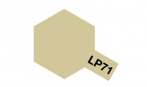 LP-71 Champagne Gold - Lacquer Paint - 10ml Tamiya 82171