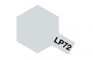 LP-72 Mica Silver - Lacquer Paint - 10ml Tamiya 82172