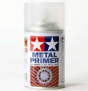 Metal primer - spray 100ml - Tamiya 87061