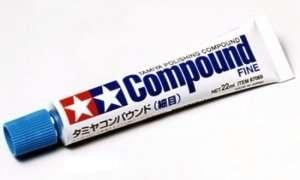 Polishing Compound Fine Tamiya 87069