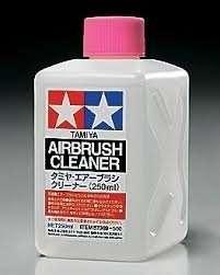 AIrbrush Cleaner net 250 ml - Tamiya
