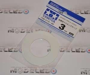 Masking Tape for Curves 3 mm - Tamiya 87178
