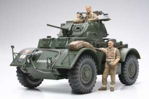 British Armored Car Staghound Mk.I in scale 1:35
