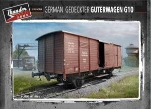 German Gedecker Guterwagen G10 - Thunder Model 35901