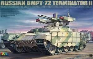 BMPT-72 Terminator II in scale 1-35 Tiger Model 4611