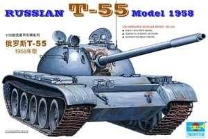 Soviet tank T-55 mod.1958 Trumpeter 00342