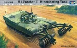 Trumpeter 00346 M1 Panther II Mineclearing Tank