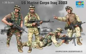 US Marine Corps Iraq 2003 in scale 1-35