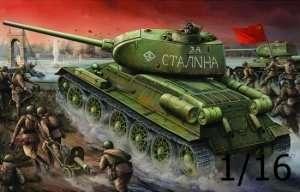 Soviet tank T34-85 model 1944 no.174