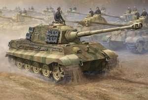 Tank Kingtiger 1-16 Trumpeter 00910