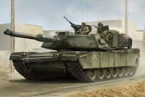 US M1A1 AIM MBT in scale 1-16