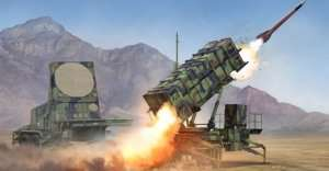 M901 Launching Station & AN/MPQ-53 Radar set of MIM-104 Patriot SAM System (PAC-2)