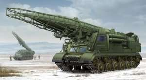 Ex-Soviet 2P19 Launcher w/R-17 Missile in scale 1-35