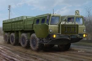 MAZ-7313 Truck Trumpeter 01050 in 1-35