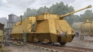 Panzerjager-Triebwagen 51 in scale 1-35