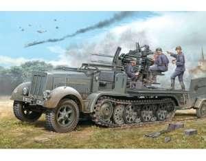 German 2cm Flakvierling 38 auf Selbstfahrlafette