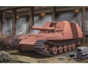 German Geschutzwagen VI 21cm Msr 18 (sf) in scale 1-35