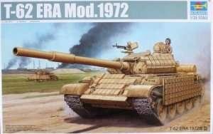 Tank model T-62 mod. 1972 in scale 1-35