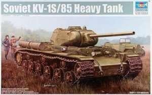 Model Soviet heavy tank KV-1S/85 Trumpeter 01567