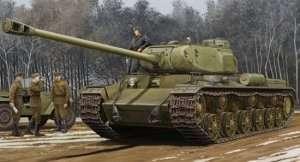 Trumpeter 01570 Soviet KV-122 Heavy Tank