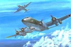 Fw200 C-3 Condor in scale 1-72