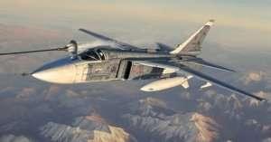 Trumpeter 01673 Su-24M Fencer-D