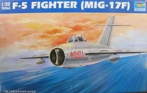 Fighter Mig-17F Trumpeter 02205