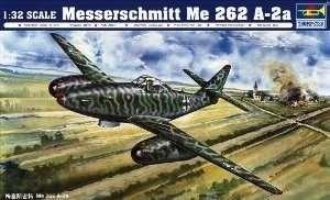 Model Me262A-2a Trumpeter 02236