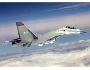 Model Sukhoi Su-30MKK Flanker C scale 1:32