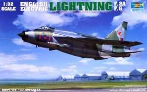 English Electric (BAC) Lightning F.2A/F.6 scale 1:32