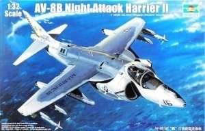 Model AV-8B Harrier II in scale 1:32