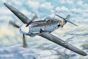 Messerschmitt Bf109G-2 model Trumpeter 02294 scale 1-32
