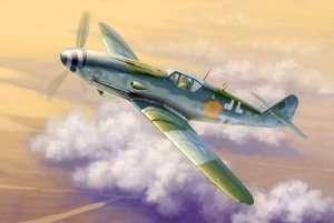 German WWII fighter Messerschmitt Bf109K-4 1:32