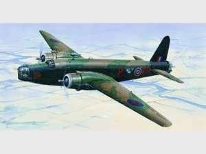 Model RAF Wellington Mk3 British WW2 Medium Bomber