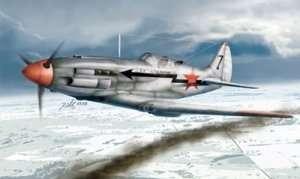 Soviet MiG-3 late version Trumpeter 02831