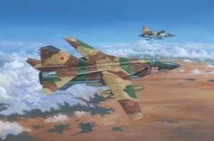 Model fighter MiG-23ML Flogger-G 1:48