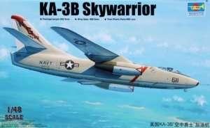 KA-3B Skywarrior Strategic Bomber scale 1:48