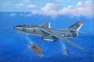 EA-3B Skywarrior Strategic Bomber in scale 1-48