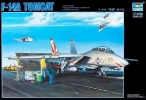 Model US Navy fighter F-14A Tomcat 1:32