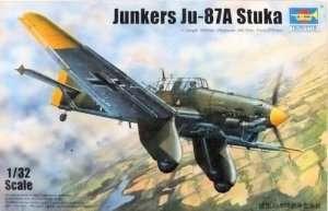 German WWII Junkers Ju 87A Stuka