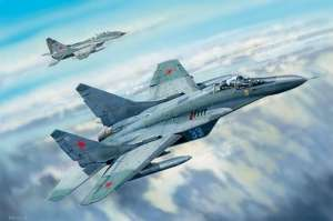 Russian MiG-29C Fulcrum in scale 1-32