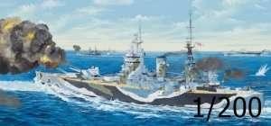 British Battleship HMS Nelson Trumpeter 03708