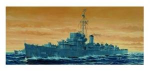 USS England DE-635 model Trumpeter 05305 in 1-350
