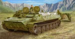 Soviet MT-LB in scale 1-35 Trumpeter 05578